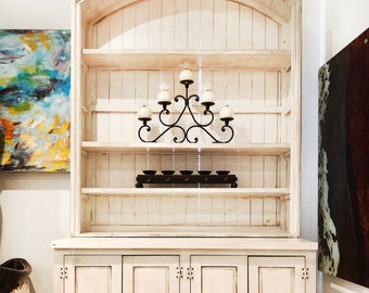 Sideboard | Hutch | Console | Chest Of Drawers |Vintage | Antique | Buffet | Wood | Reclaimed Wood |Cabinet | Dresser | Rustic | Farmhouse