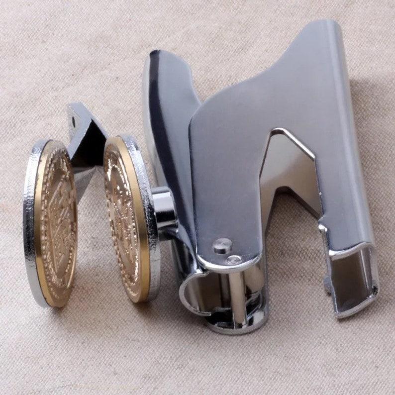 wedding logo embosser  book embosser wedding Custom Embosser stampMoon and cat embossing letter press stampNotary Seal Embosser