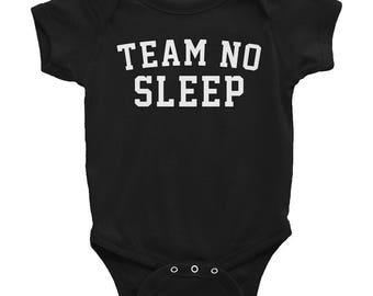 Team No Sleep - Infant Bodysuit c7d70925f