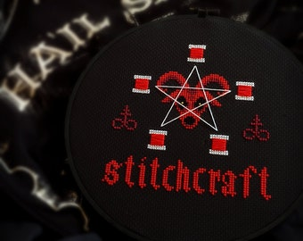 Witchy Stitcher