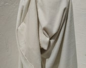 Moroccan luxury Wool mix winter warm cape. Long cape. Long winter overcoat. Poncho. Winter coat. Wool Silham. Wool Burnouse