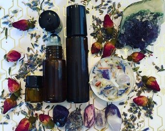 Chakra Healing/Alignment/Meditation Oils