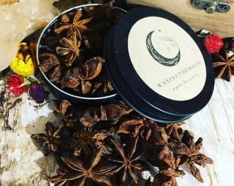 Star Anise Organic/Kosher/Fair Trade (1 Oz tin)