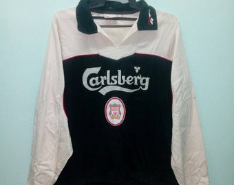 f5307be1da68 Free shipping vintage reebok sweatshirt liverpool training kit large size