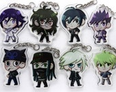 People Who Have Favourited Dr V3 Boys Keychains Shuichi Saihara Kokichi Ouma Kaito Momota K1 B0 Rantaro Amami Gonta Gokuhara Ryoma Hoshi Korekiyo Shinguji By Crayonqueencreations Etsy With the wind blowing in your hair and the way you're talking, but he isn't sure how comfortable you are holding hands so he leaves his hands by his side. etsy