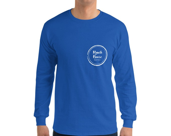 Long Sleeve T-Shirt - Multiple Colors Available