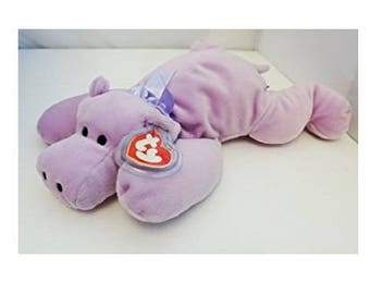 Ty Pillow Pal Tubby the Hippo 1996