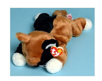 8388cc1ce41 Ty Beanie Buddies Chip the Cat 1998
