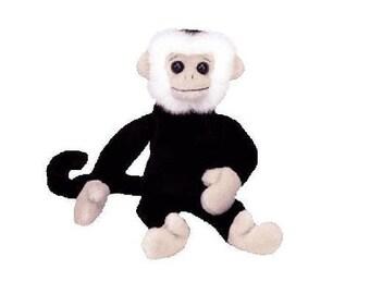 Ty Beanie Baby 1999 Mooch the monkey f6d3aad9a7e