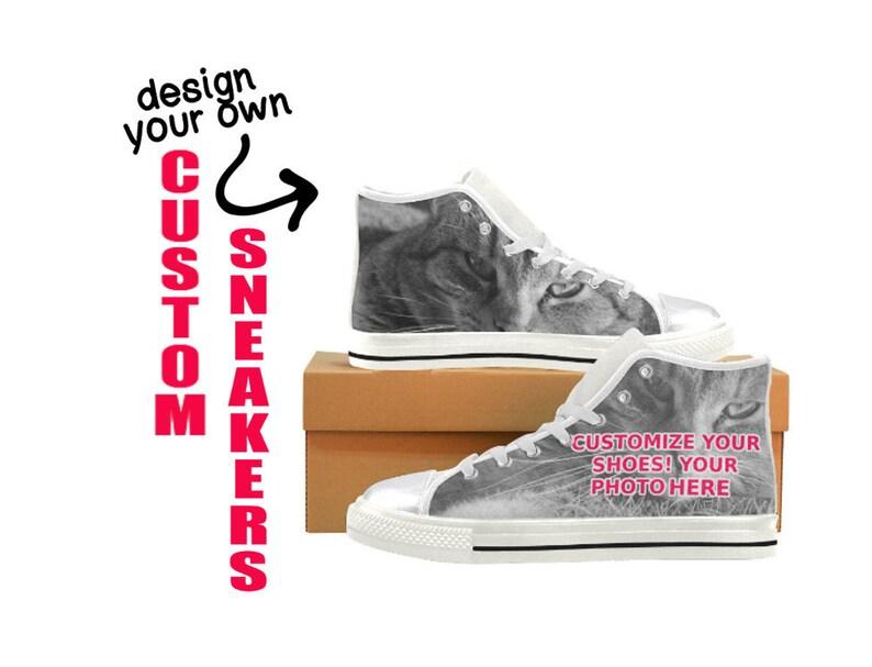 cc70c316bcf6 Custom personalized Shoes Sneakers Women s Girls Classic