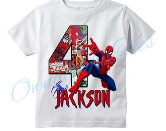 Adult Birthday Shirt
