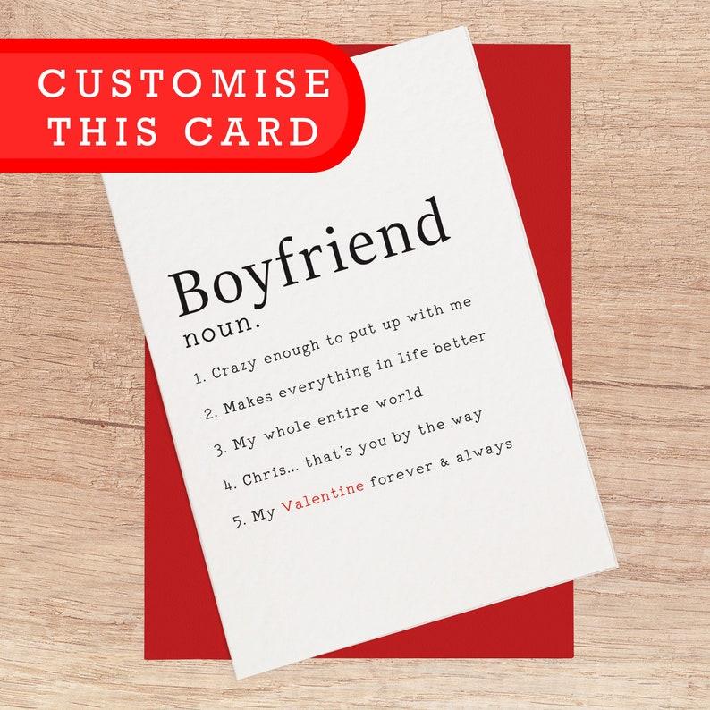 valentines card for boyfriend from girlfriend