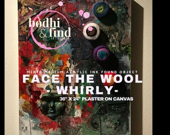 FACE THE WOOL - Whirly