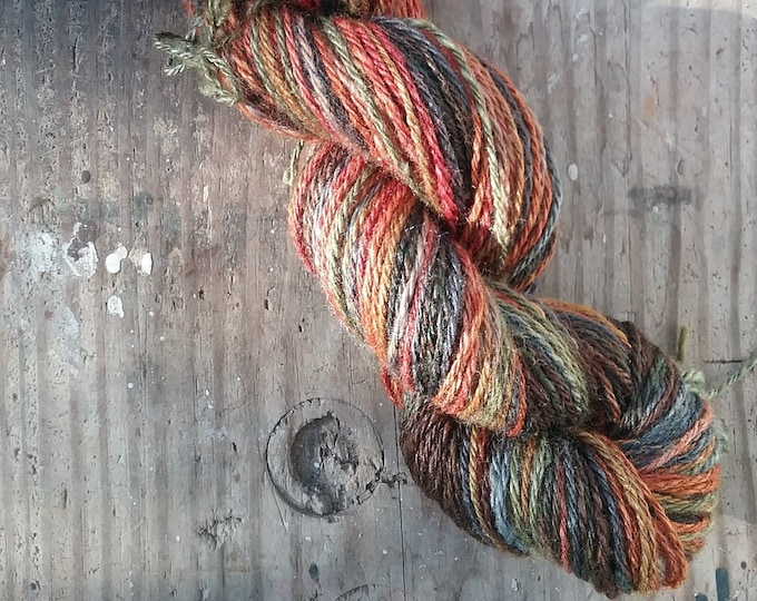 Autumn Splendor, 200 yards, Worsted Weight