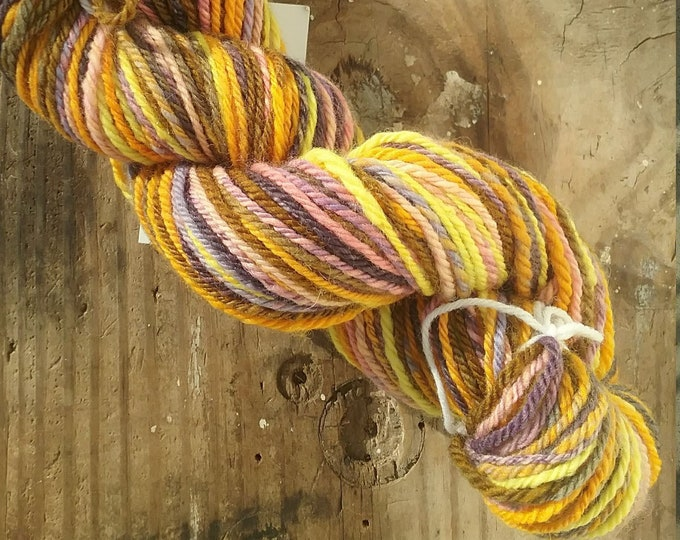 Dawn's Edge, 190 yards, DK to light worsted weight