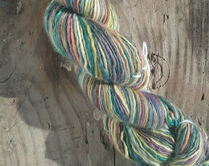 Muted Reflections, 200 yards, DK weight
