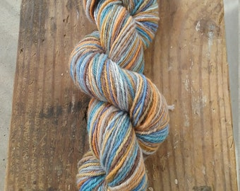 Clear Light Dawning, 232 yards, DK to light worsted weight