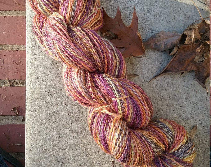 Fall Dreams, 400 yards, Fingering Weight