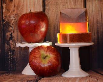 Apple Cinnamon Artisan Soap