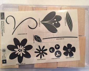 Bodacious Bouquet Stampin Up! Stamp Set