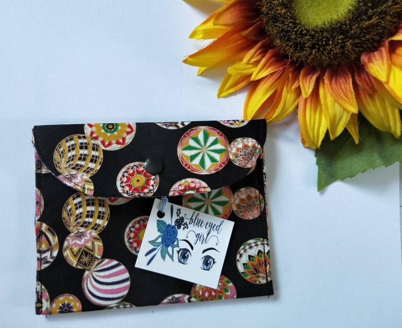Kids Purse Gold Marble Santiary Purse Purse Personal Items Purse Card Purse