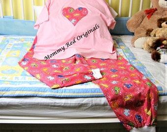 ABDL Care Bear Pajamas