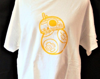 Graphic Tee with bb8