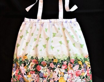 ABDL Fairy Garden Sun Dress Adult Baby Sissy by Mommy Red