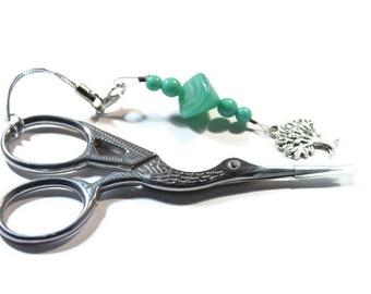 Embroidery Scissor & Fob