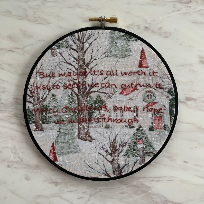 Joy/'s Every Holiday Embroidery Mt