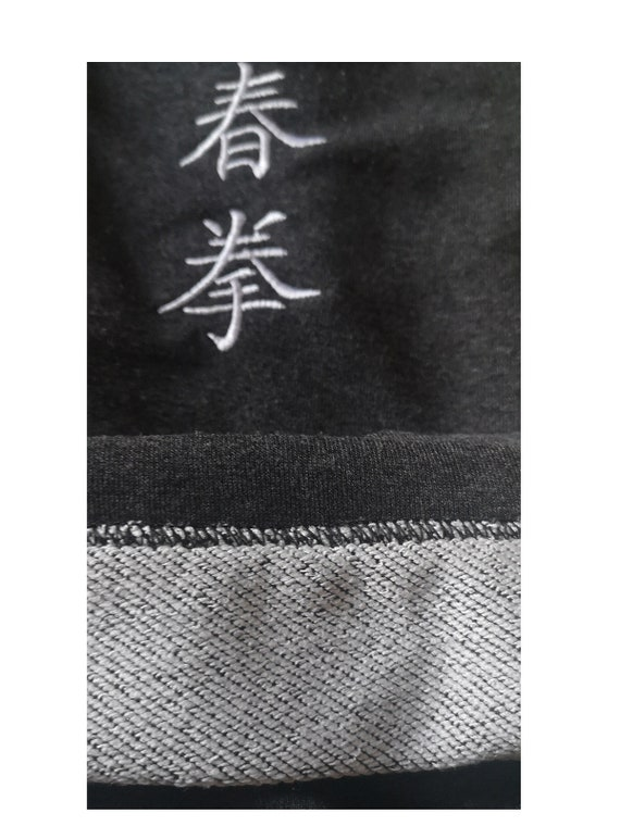 Wing Chun Kung Fu Pants for Women and Men Martial Arts Trousers Light and Smooth