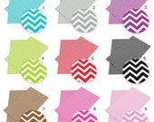Chevron Faux Leather Wholesale Sheets Hair Bow Knot Making Leather Crafts 124