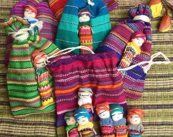 Worry Doll Etsy