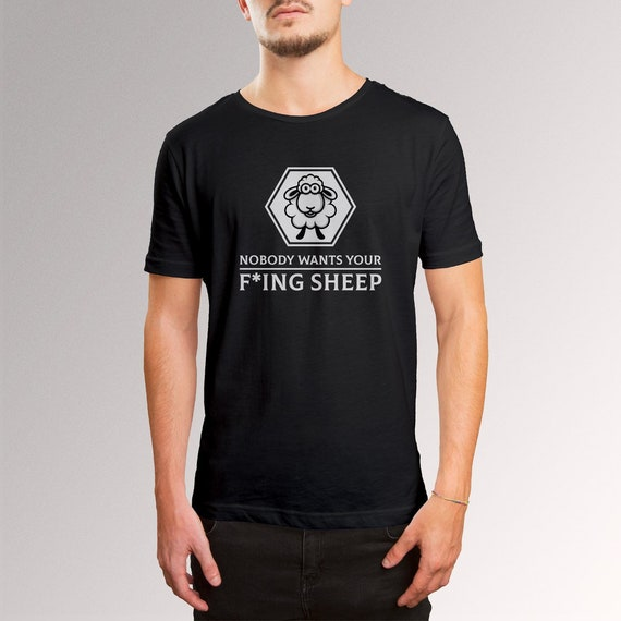 5d88b537 ... Settlers Of Catan T-Shirt Nobody Wants Your F*ing Sheep Game shirt