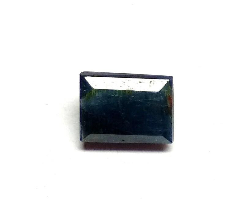 Bio Tourmaline Faceted Natural Bio Tourmaline Cut Cabochon Loose Gemstone. Bio Tourmaline Rectangle Cut Cabochon Size 10x7 MM 5 Cts