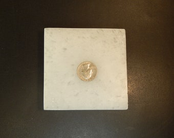 Selenite Charging Plate Clearing Crystal Tile Block Square Crystals