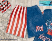 Boom Y 39 all Shorts, Men 39 s Athletic Shorts, 4th Of July Shorts, USA Shorts, Mens Swimwear, Popular Right Now, Father Gift
