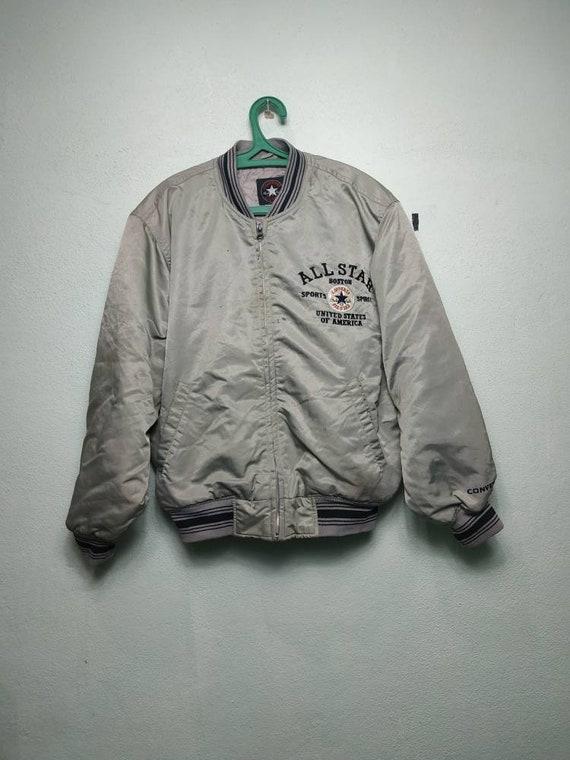 Vintage Converse Bombers Jacket