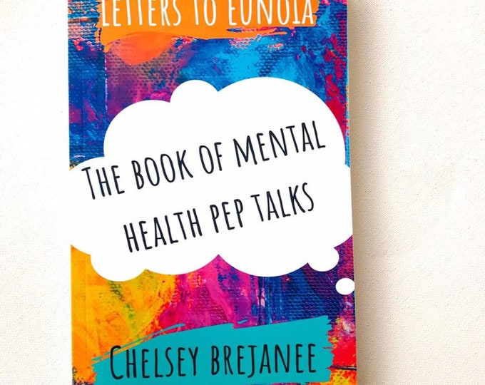 The Book of Mental Health Pep Talks