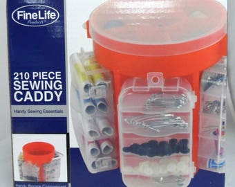 210 piece Sewing Caddy - Fine Life