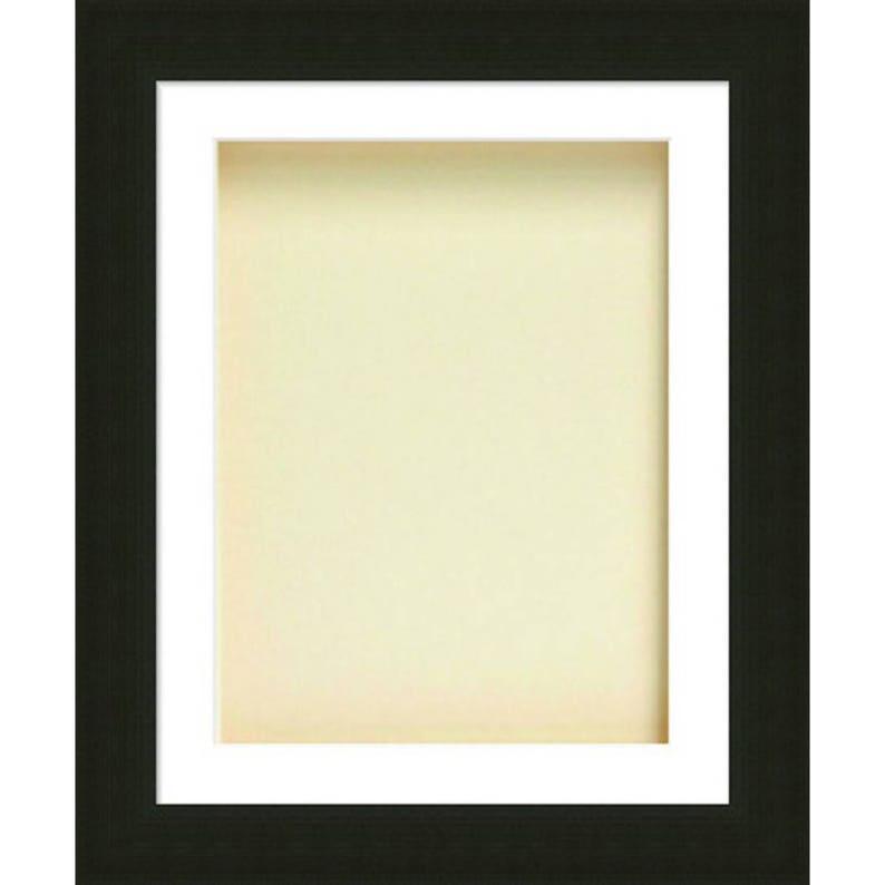 4 inch Deep 3D Shadow Box Picture Photos Keepsake MemorabiliaGold Frames