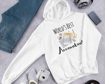 World/'s Best Accountant Hoodie Sweatshirt