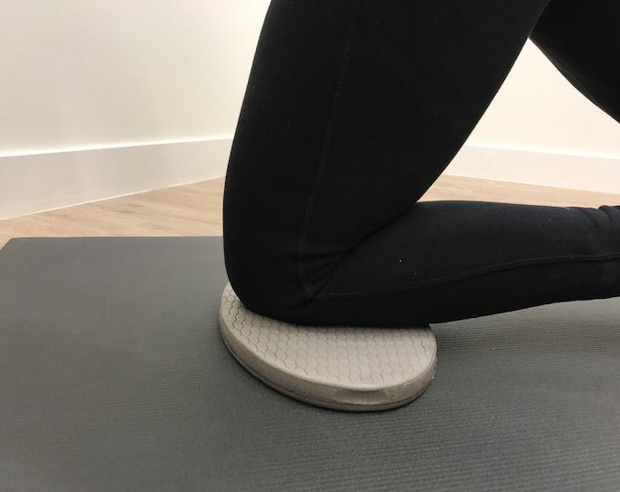 Foam Yoga Pad, Body Cushion, Flexible, Lightweight, Non-Slip Texture, Home Practice Prop, Yoga Studio Equipment, High Density Foam, oga Prop