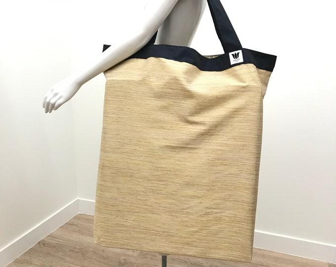 Yoga Bag | Extra Large Yoga Bag | Yellow Gold | Yoga Satchel | Yoga Equipment Bag | Over-sized Bag | Light Weight | Washable | Yoga Prop Bag