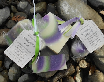 Soap Gift Set - Mother's Day Gift, Handmade Soap, Bath & Beauty, Gift for Mom, bar soap, Gift for her, Gift for Mother's Day, Gift Soap, Set