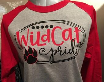 Wildcat pride shirt