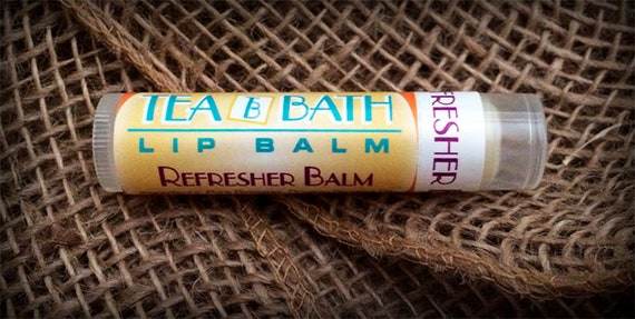 Refresher lip balm