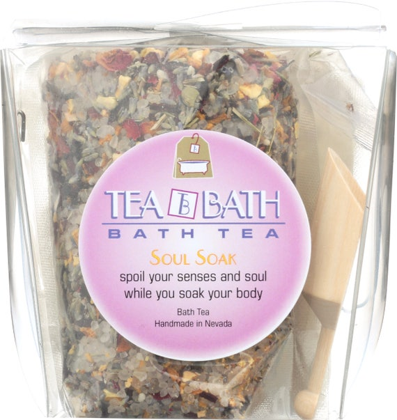 Soul Soak refill bath
