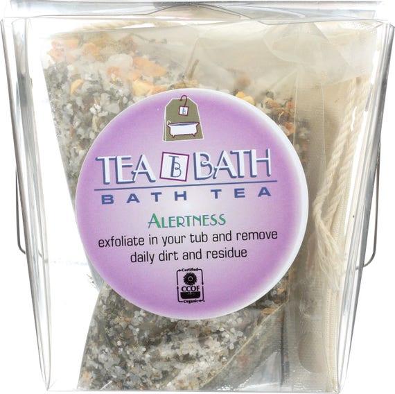 Alertness refill bath (Certified Organic)