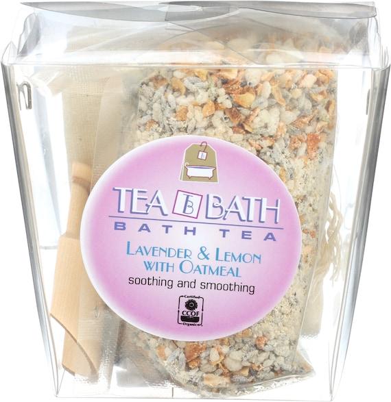 Lavender & Lemon with Oatmeal refill bath (Certified Organic)